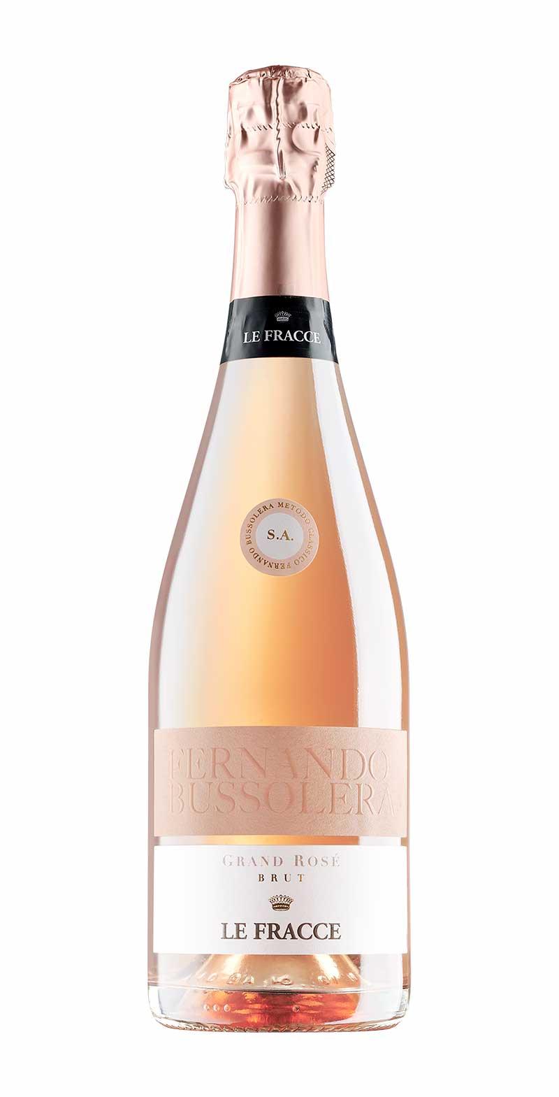Bussolera Grand Rosé - Brut Pinot Nero