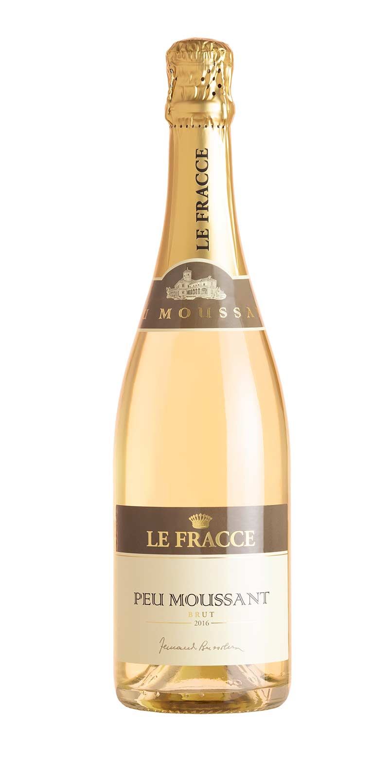 Peu Moussant Brut Riesling - Vino Spumante Brut Riesling